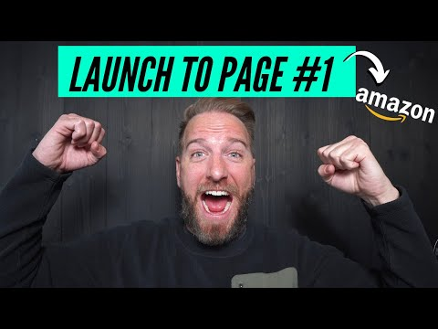Rapid Ranking Formula: How to Launch A Product on Amazon FBA & Rank to Page One in 2021