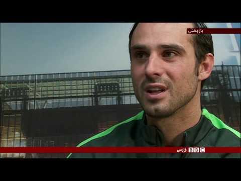 Alexander Nouri Interview BBC Persian TV