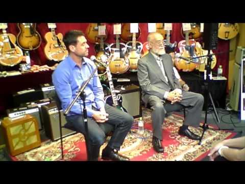 Peters Guitars David T. Walker モデル 商品発表&特別予約会 Part.1