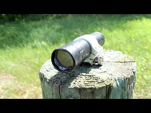 DIY Airsoft Dot Sight under $5