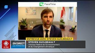 Cabinet Trudeau : entrevue avec le nouveau ministre de l'Environnement