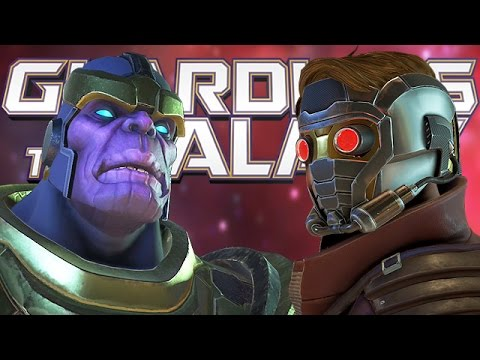 JOKESTER STAR-LORD – Guardians of The Galaxy – Tangled Up In Blue Part 1
