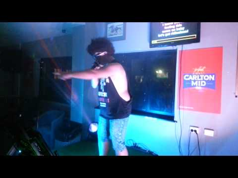 Dale sings Redfoo's Let's Get Ridiculous - Firecracker Karaoke