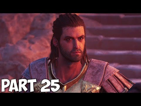 ASSASSIN'S CREED ODYSSEY - PART 25 - I FOUND MY BROTHER! thumbnail