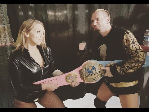 3k In Miles >> James Ellsworth vs Maddison Miles - INTERGENDER WORLD CHAMPIONSHIP - YouTube