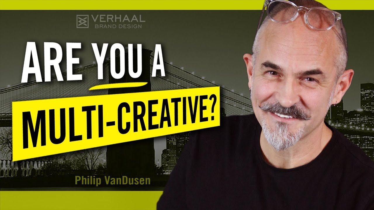 Download Are You A Multi-Creative? Are You Challenged by Having Too Many Creative Passions?