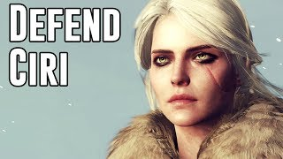 CIRI IS WHITE. The Witcher Series at Netflix Controversy