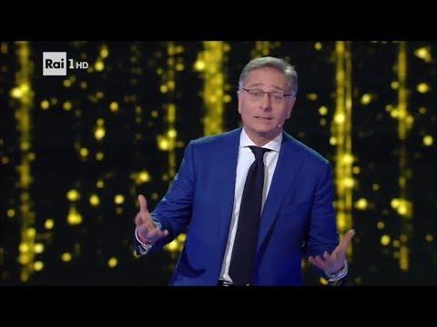 Paolo Bonolis - Lezione di improvvisazione - Cavalli di battaglia 16/06/2018
