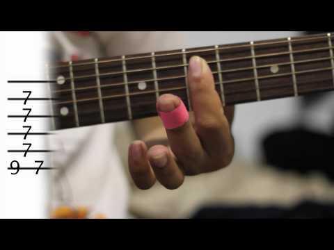 Guitar Tutorial - Something Special (Usher)