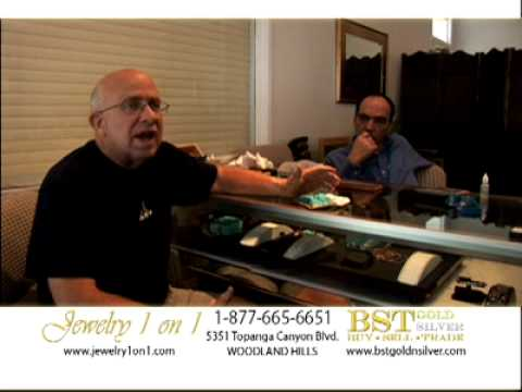 Cash For Gold in Los Angeles Jewelry 1 on 1 | Gold Buyers in Los Angeles