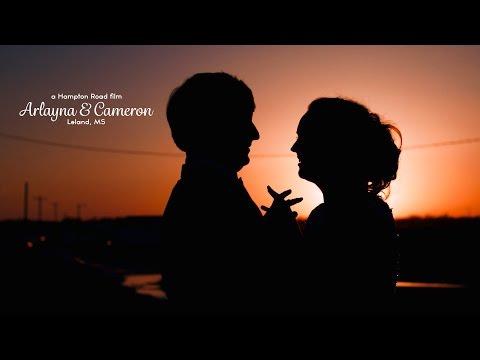 Mississippi Delta Wedding // Arlayna & Cameron