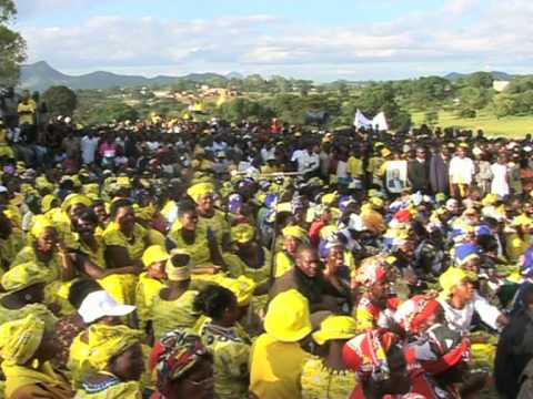 Malawi's Parliamentary and Presidential Elections 2009 1/2