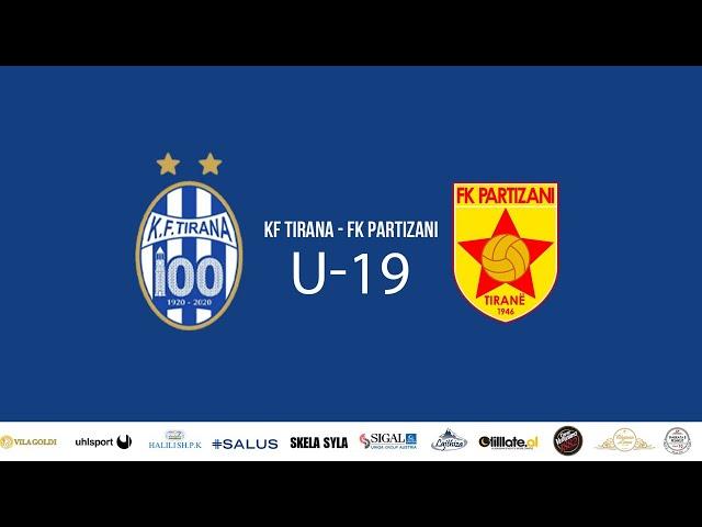 U-19 | KF Tirana - FK Partizani