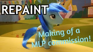 OOAK MLP Making Of A Custom Commission Where Have I Been!