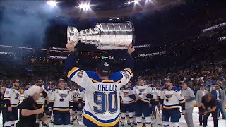 Game 7 SCF Blues defeat Bruins