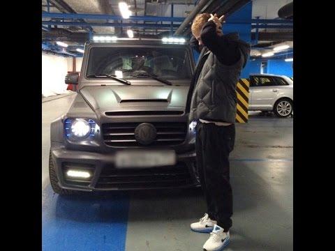Автомобиль Кокорина Mercedes-Benz G 65 AMG Mansory Gronos стоимостью 75 миллионов рублей