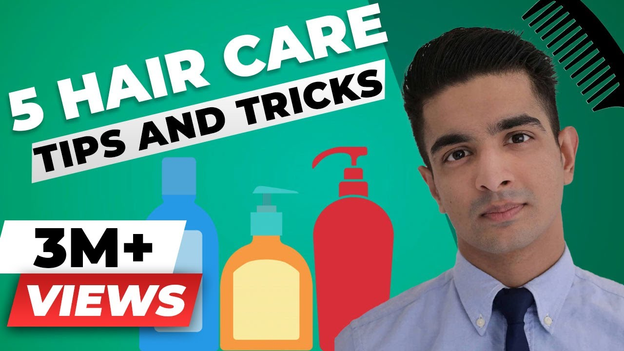 Top 5 Winter Hair Care Tips For Men Men S Hair Care Routine Beerbiceps Grooming Youtube