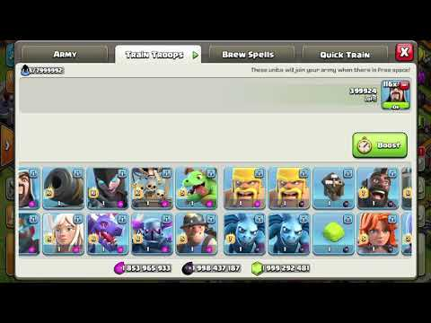 Clash of Clans infinite troop glitch