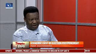 Implications Of Election Postponement To The Economy - Analyst |Sunrise Daily|