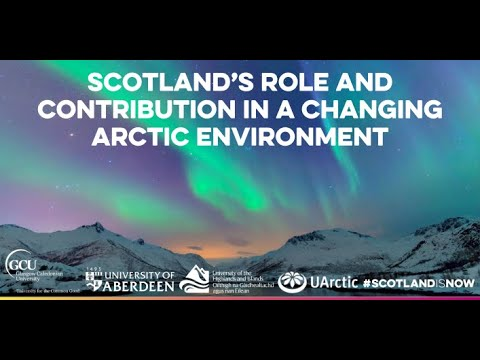 Scotland-Arctic Network Series: Geophysical Changes and Eroding Coastlines