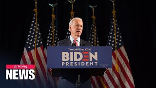 Biden becomes official Democratic candidate for 2020 Presidential Election