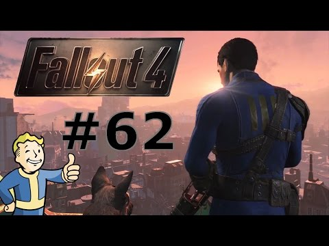 Fallout 4 #62 - Publick Occurrences: Blick aus dem Vault xx Let's Play Fallout 4 / HD