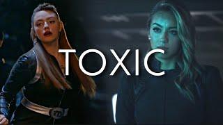 Multifemale || Toxic [ YPIV ]