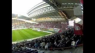 J.League Vissel Kobe SUPER Fans sing Team Song supporters Japan Football Japanese Soccer