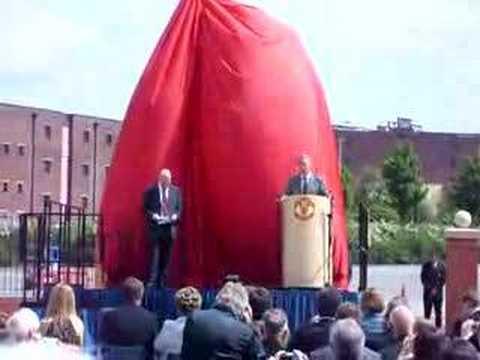 United Trinity Statue Unveiling – Fergie Speech