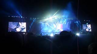 Live Metallica - Enter Sandman Download Festival 2012