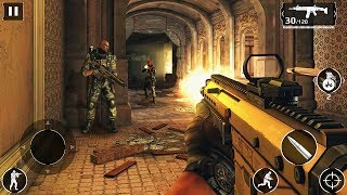 Top 10 Best FPS Multiplayer Games Android  [High Graphics] 2018 HD