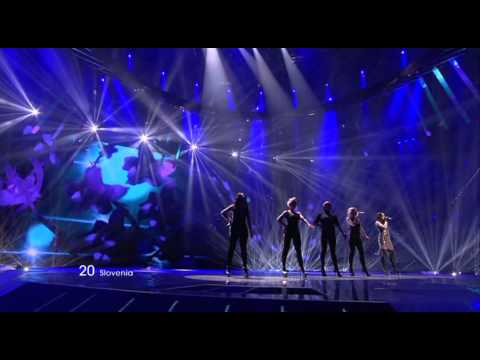 Maja Keuc - No One (Slovenia) - Live - 2011 Eurovision Song Contest Final