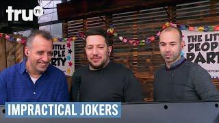 Impractical Jokers - Find the Dirty Diaper | truTV