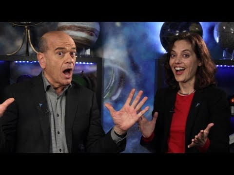 Defending Our Planet, Featuring Dr. Amy Mainzer - The Planetary Post with Robert Picardo