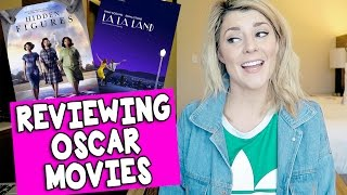 REVIEWING OSCAR NOMINATED MOVIES // Grace Helbig