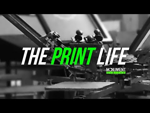 Automation in the Silk Screen Printing industry Good or Bad? The Print Life Live with Cam Earven