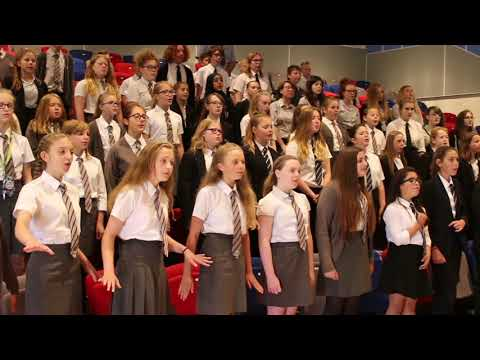 """North Lincolnshire Schools Present """"All Different, All Equal"""""""
