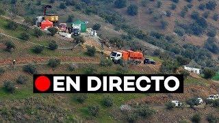 [RESCATE EN DIRECTO JULEN] Operación de rescate en el pozo de Totalán (Málaga)