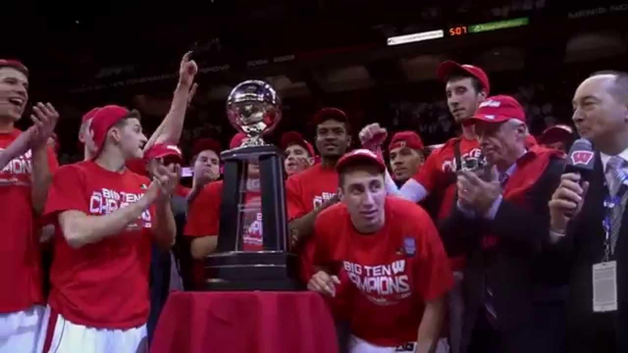 Wisconsin Men's Basketball: Big Ten Champs