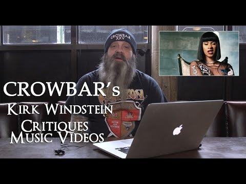 CROWBAR's Kirk Windstein Makes Fun of Music Videos | MetalSucks