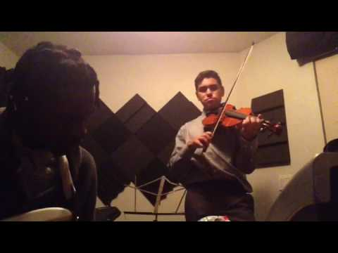Work - Rihanna (60 sec string rendition) ft. Osmany Caro