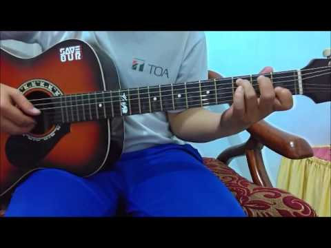 Belajar Gitar Intro Lagu Sorry by Netral