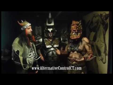 Interview with Jizmak, Beefcake and Pustulus of GWAR Alternative Control Halloween October 31, 2016