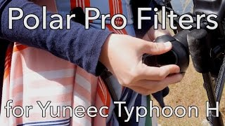 polar pro filters review improving your yuneec typhoon h photography