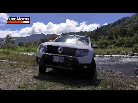 PURO MOTOR TEST DRIVE RENAULT DUSTER