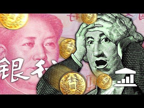 La estrategia CHINA para VENCER al DÓLAR