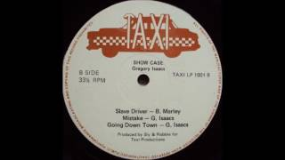 Gregory Isaacs - Slave Driver [Taxi 1980]
