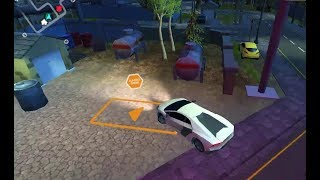 PARKING FURY 3D NIGHT THIEF GAME LEVEL 17-20 | CAR PARKING GAMES