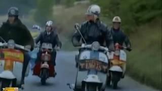 """Взгляд на жизнь"" ретро, скутеры и мопеды, Англия 1960, Look at Life, scooter, England 1960"