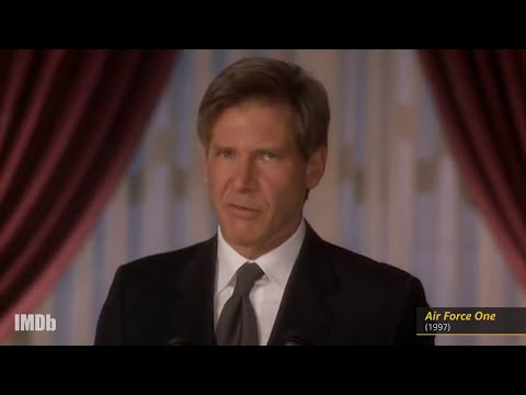 Our Favorite Inspirational Speeches From Movie & TV Presidents
